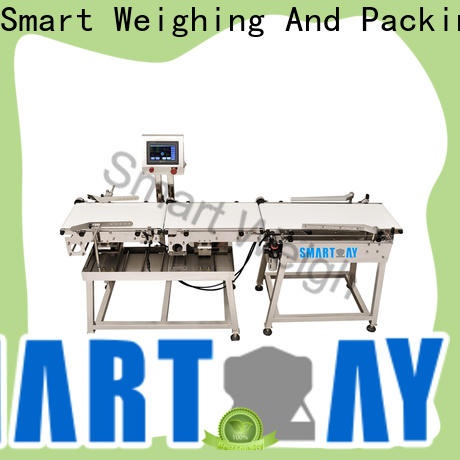 Smart Weigh production check weigher free quote for foof handling
