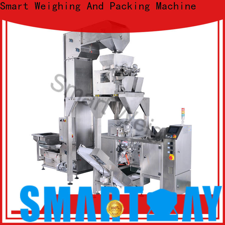 Smart Weigh bag automatic bagging system free quote for food weighing