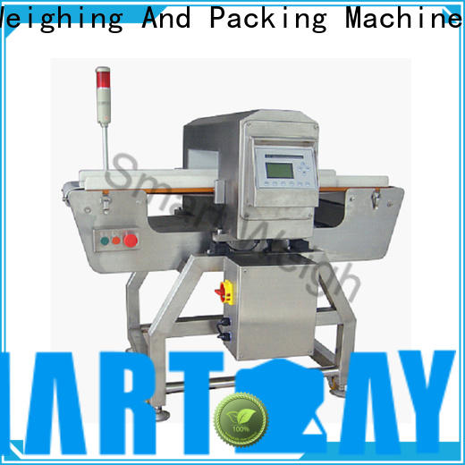 Smart Weigh best checkweigher manufacturers factory price for food labeling