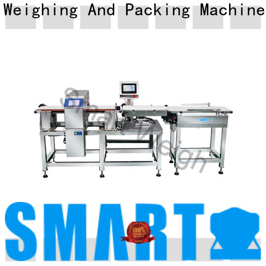 Smart Weigh automatic security metal detectors free quote for food packing