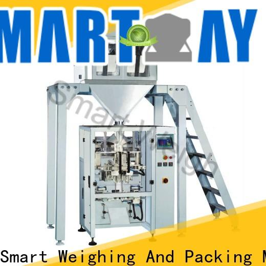 vertical form fill seal machine stainless factory for food packing