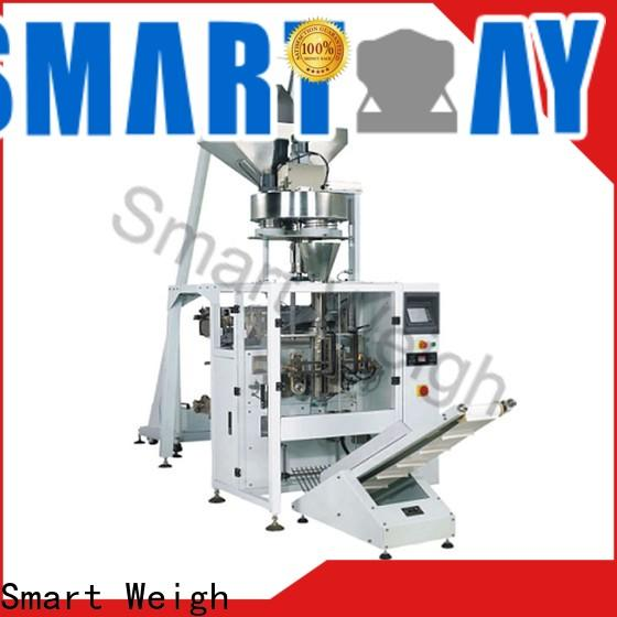 Smart Weigh new vertical form fill machine for business for frozen food packing