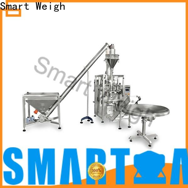 Smart Weigh vertical filling machine suppliers for frozen food packing