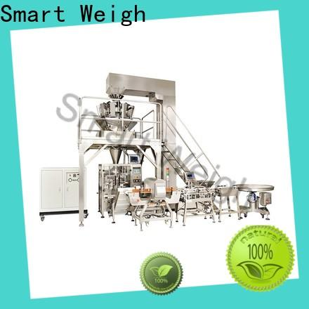 Smart Weigh measure vertical packaging machine for meat packing