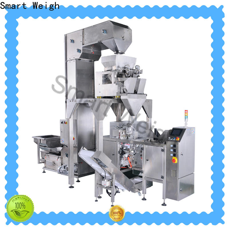 Smart Weigh best food filling machine manufacturers for salad packing