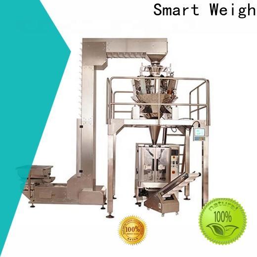 Smart Weigh frozen fish packing machine suppliers for foof handling