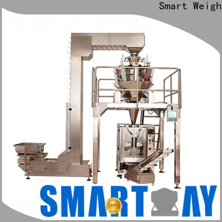 Smart Weigh inexpensive pouch packing machine manufacturer China manufacturer for foof handling