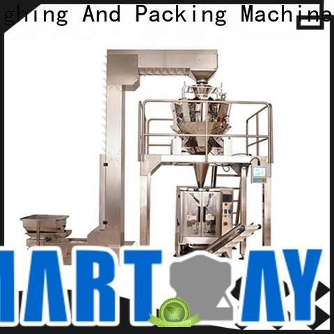 Smart Weigh luggage packing machine in bulk for food weighing