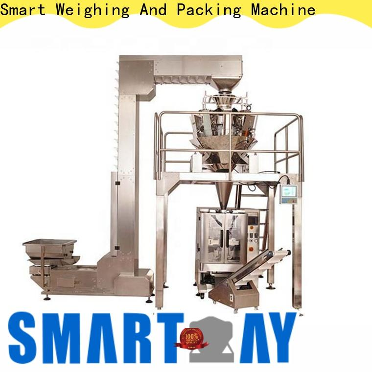 Smart Weigh sausage sauce filling machine factory price for food weighing