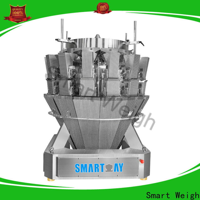 Smart Weigh kimchi weighing and packing machine supply for food packing