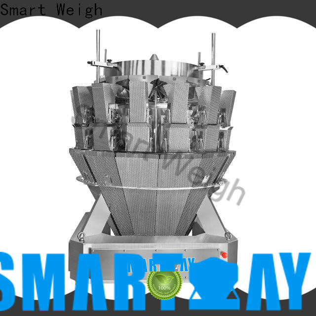 Smart Weigh steady weigher free design for food labeling