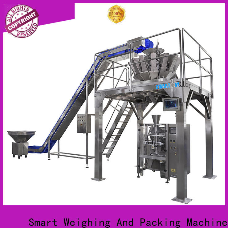 new vertical vacuum packaging machine flakes for business for salad packing