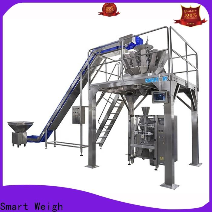 Smart Weigh highefficient automatic powder packing machine suppliers for food weighing