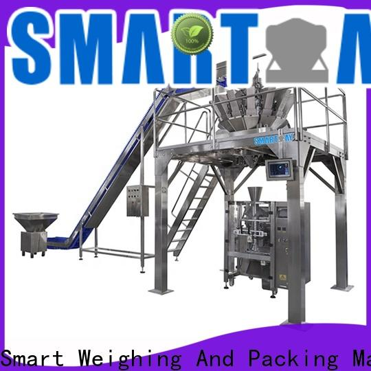 Smart Weigh top packing vacuum machine customization for food labeling