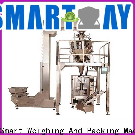 Smart Weigh liquid snack food packaging machine manufacturers for foof handling