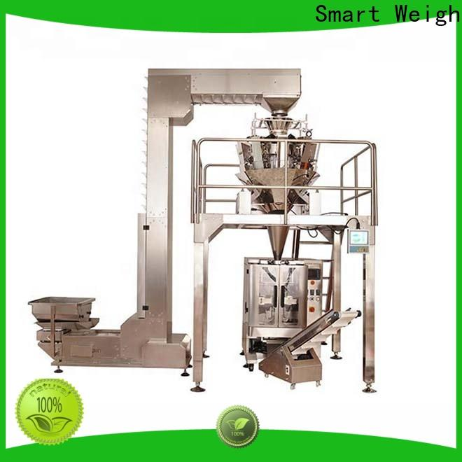 Smart Weigh automatic air tight packing machine for business for food weighing