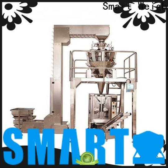 Smart Weigh pill product packaging machine manufacturers for foof handling