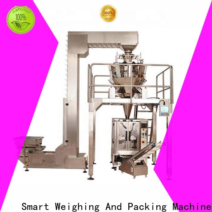 Smart Weigh jelly packaging printing machine free quote for food weighing