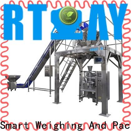 Smart Weigh new automatic bag packing machine suppliers for food packing