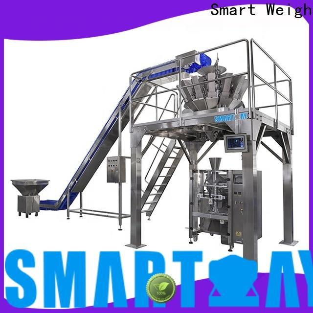 Smart Weigh inexpensive pouch packing machine price in india with good price for foof handling