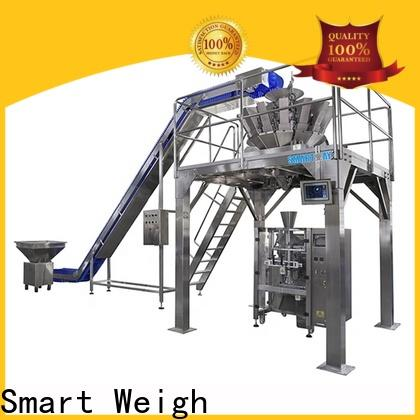 Smart Weigh quality packing machine supplier customization for food labeling