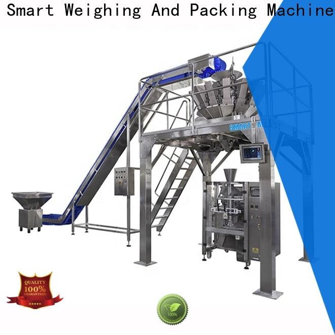 top powder packaging equipment cake for food packing