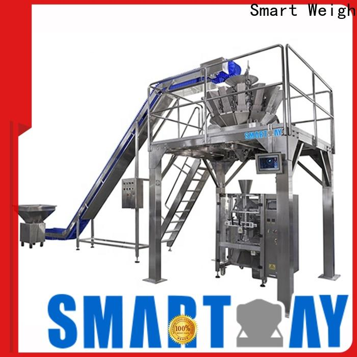 advanced product packaging machine paste company for food weighing