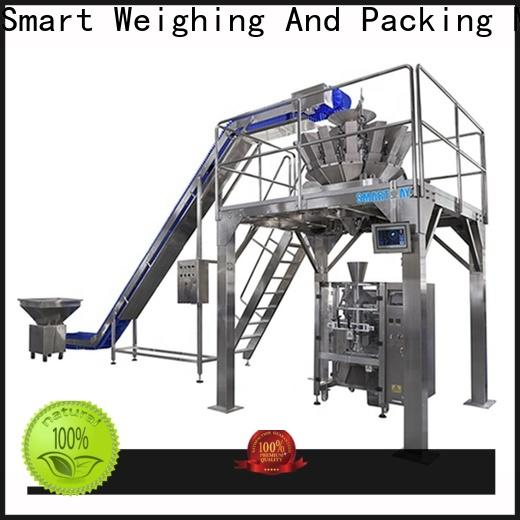 Smart Weigh sauce packing machine price in india customization for food weighing