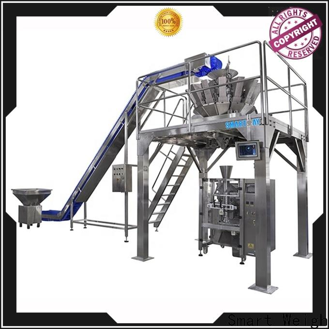 Smart Weigh price packing vacuum machine for foof handling
