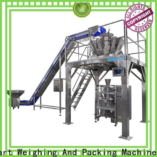 crisp packaging machine edible in bulk for food packing