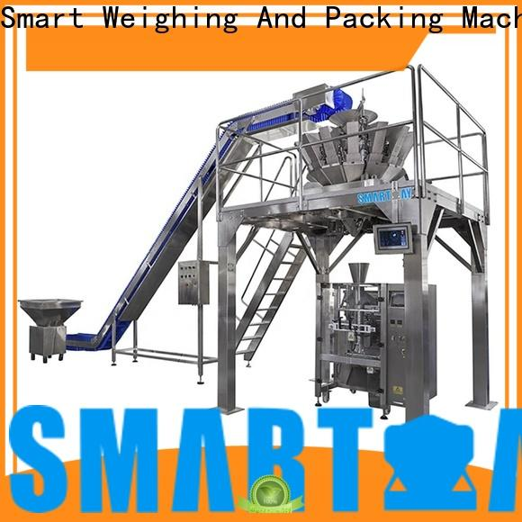 Smart Weigh best vial filling machine for food packing