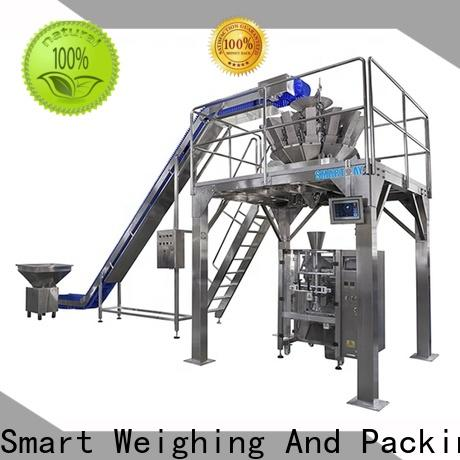 Smart Weigh bagging bottle packing machine supply for food labeling