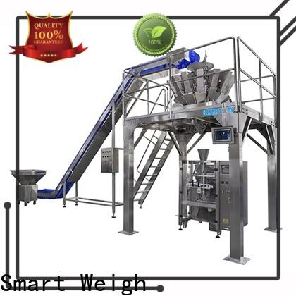 Smart Weigh sauce tube packing machine for business for foof handling