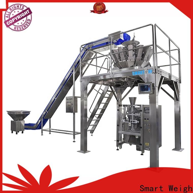 Smart Weigh high quality vffs packaging machine China manufacturer for foof handling