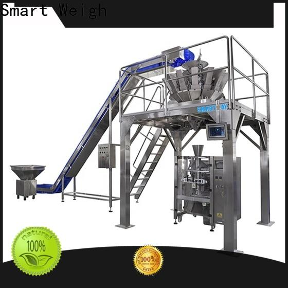Smart Weigh new coffee packaging equipment with cheap price for food labeling