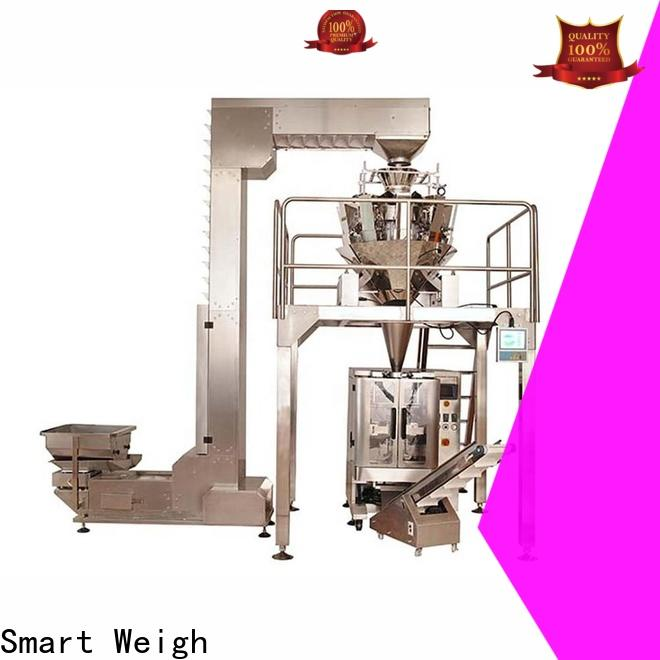 Smart Weigh easy operating auto packaging machine inquire now for food labeling
