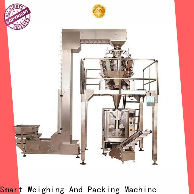 latest air packing machine crisps with cheap price for food labeling