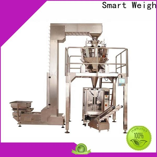 Smart Weigh liquid commercial packaging machine with cheap price for food weighing