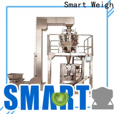 Smart Weigh beans product packaging machine for food weighing