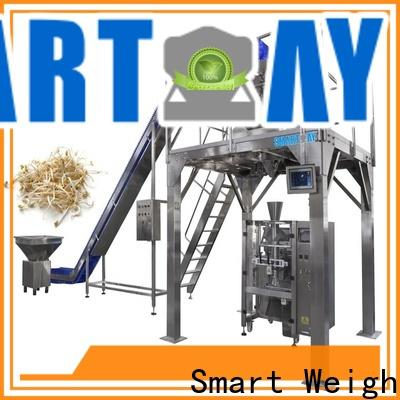Smart Weigh sprout fish packing machine company for food weighing