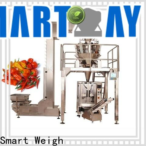 Smart Weigh pepper best packaging machine manufacturer order now for foof handling