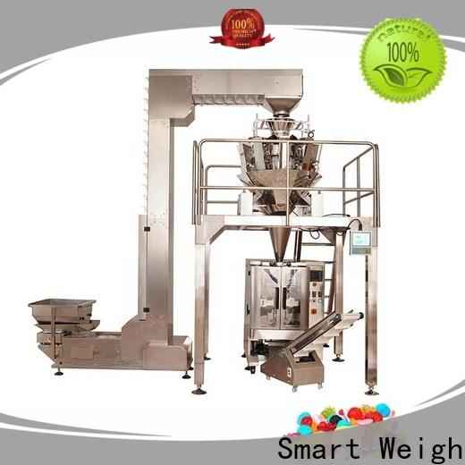 Smart Weigh best horizontal packing machine for food packing