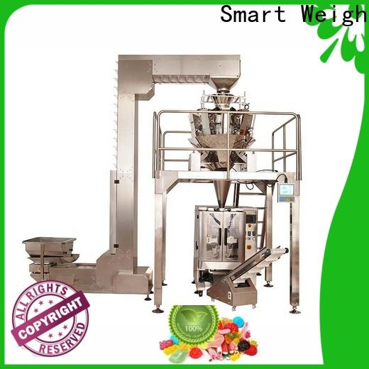 Smart Weigh compact packaging machine manufacturers supply for food weighing