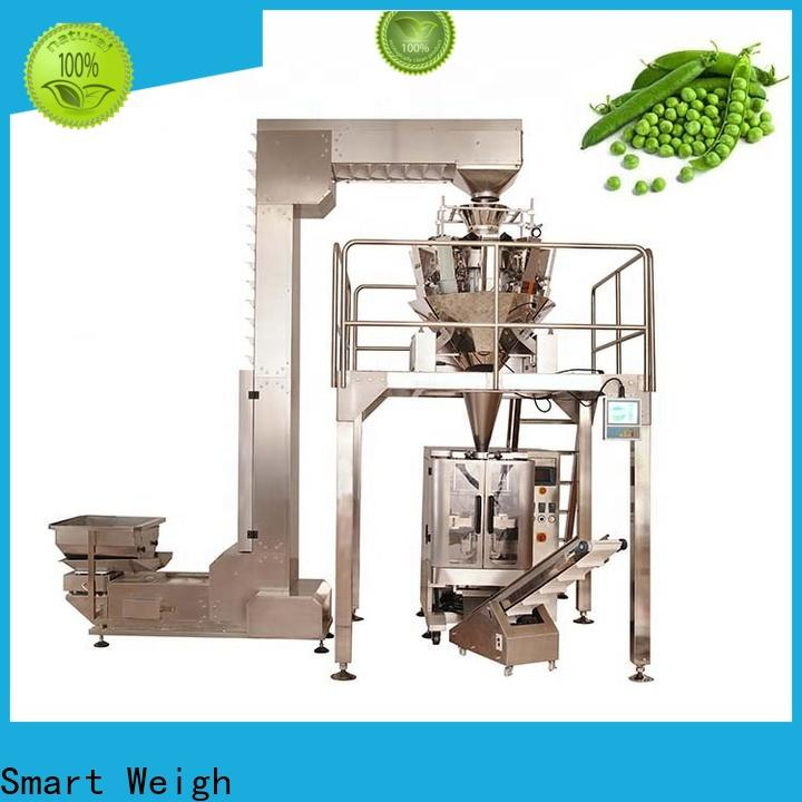 Smart Weigh dry food packing machine in bulk for food weighing
