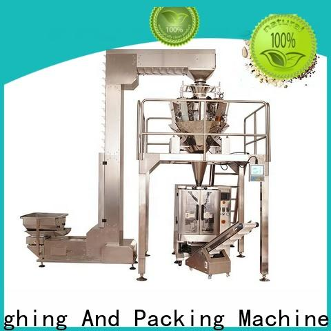 stable milk pouch packing machine cookies for foof handling