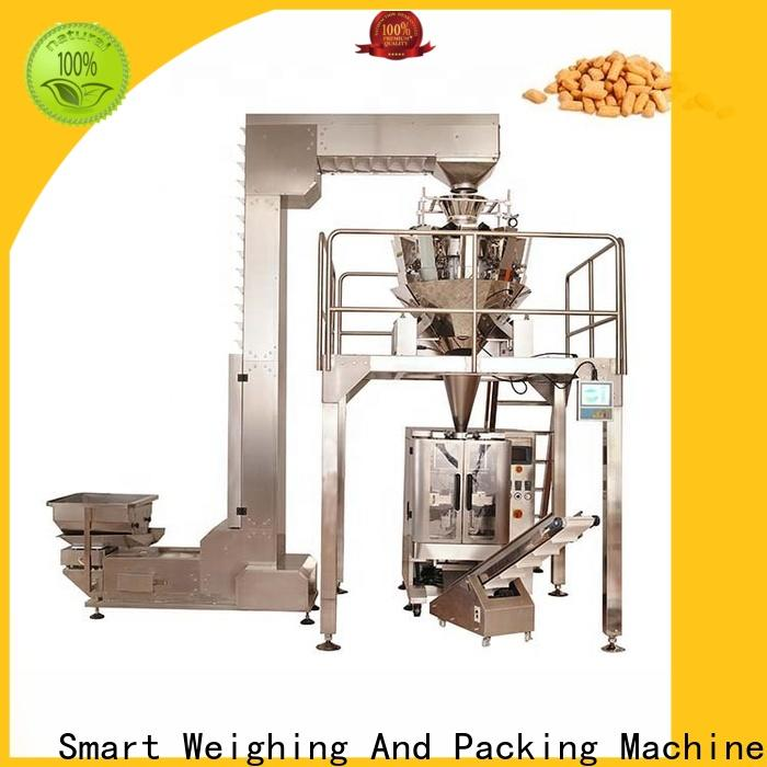 Smart Weigh high quality salt packaging machine company for food labeling