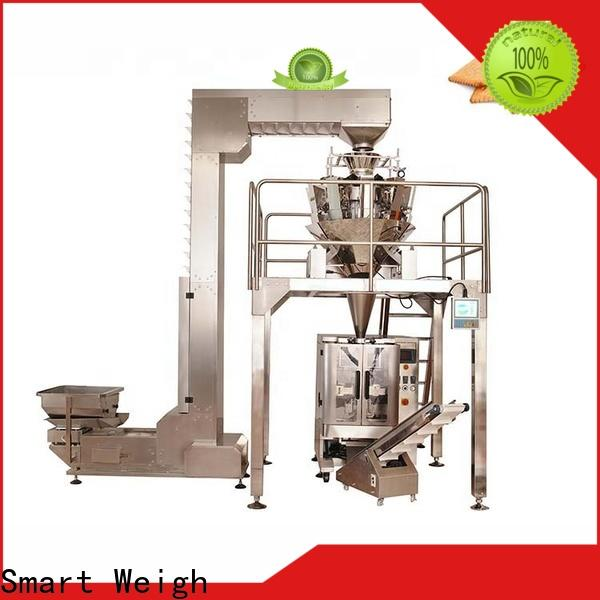 Smart Weigh easy operating container packing machine with cheap price for food packing
