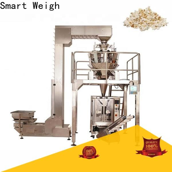 new china packing machine coal company for food weighing