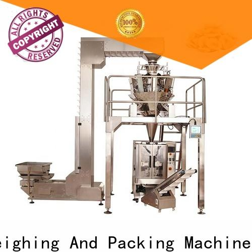 Smart Weigh edible nitrogen packing machine manufacturers for food weighing