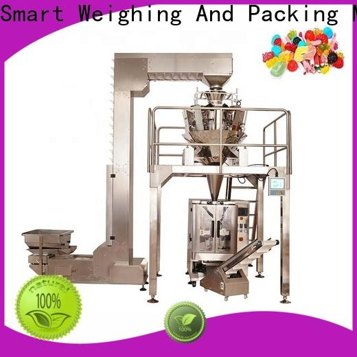 Smart Weigh packaging and sealing machine suppliers for food weighing